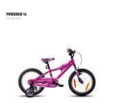 Powerkid 16 pink/white/purple