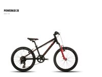 Powerkid 20 black/red