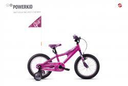 Ghost Powerkid 16 - Pink/Violet