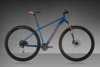 Tacana 4 darkblue/orange model 2015