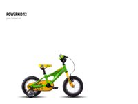 Powerkid 12 green/yellow/red