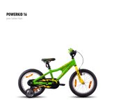 Powerkid 16 green/yellow/black model 2016