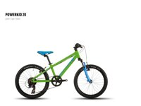 Powerkid 20 green/cyan/black